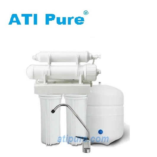 Ati Pure 174 4 Stage Reverse Osmosis Drinking Water System