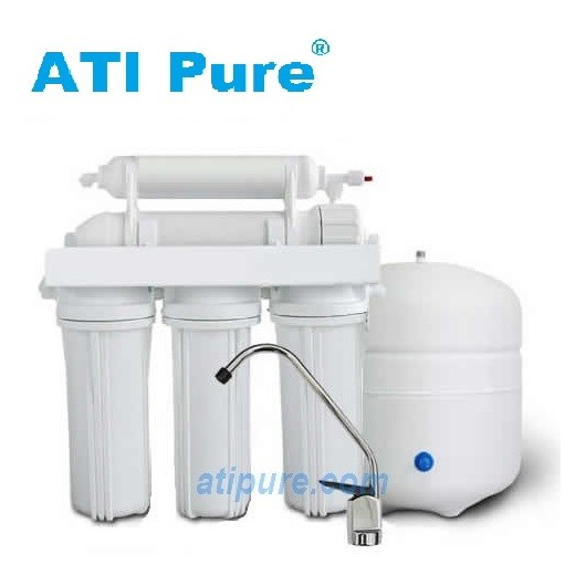 Ati Pure 174 5 Stage Reverse Osmosis Drinking Water System