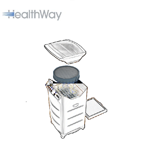 HealthwayCleanstation Main filter