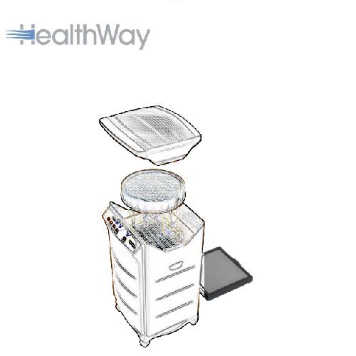 HealthwayCleanstation Prefilter