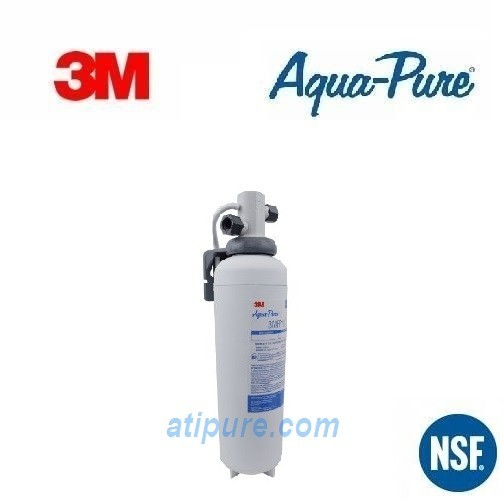 aqua pure by 3m ff100 under sink water filtration aqua technologies inc air and water. Black Bedroom Furniture Sets. Home Design Ideas